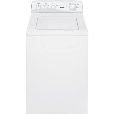 Hotpoint 3.5 cu. ft. DOE Capacity ExtrAction Ribbed