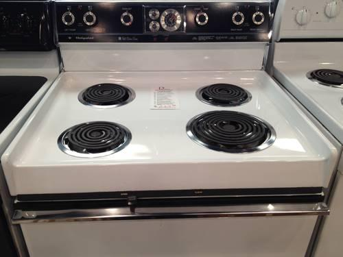 Hotpoint oven self clean