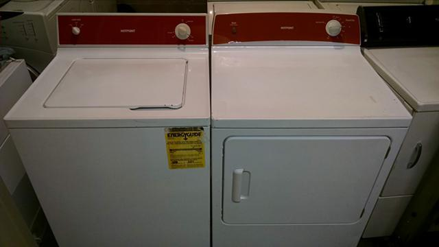 Hotpoint By Ge Washer And Dryer Matching Set Warranty And