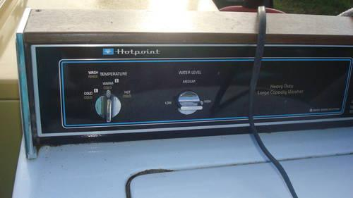 Hotpoint Washing Machine Heavy Duty For Sale In Saint