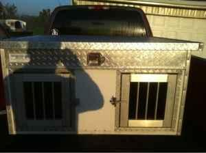 Houndsmen Deluxe Dog Box For Sale