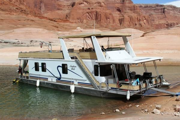 Houseboat Shares At Lake Powell For Sale In Page Arizona