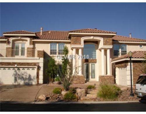 Houses homes for sale in las vegas nevada in e 6br for Mansions for sale in las vegas