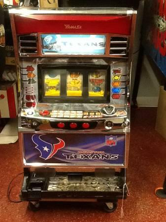 Slot machines for sale in houston the gambler song download