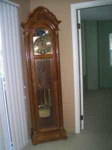 Howard Miller Grandfather Clock Littleton For Sale In