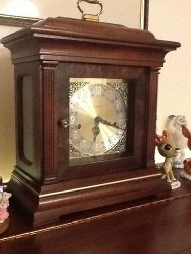 Howard Miller Mantel Clock 66th Classifieds   Buy U0026 Sell Howard Miller  Mantel Clock 66th Across The USA   AmericanListed