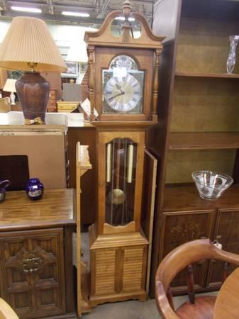 Howard Miller Tall Clock for Sale in Greenwich
