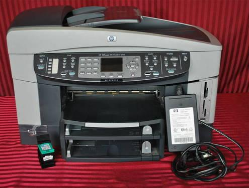 HP 7410 AIO Printer - Perfect Condition