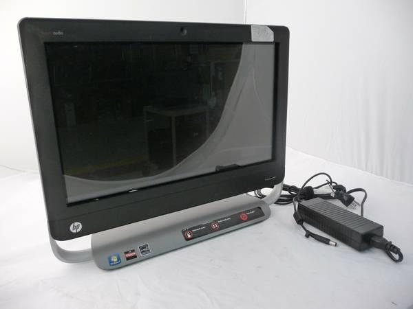 HP all in one touch screen with beats audio - $350