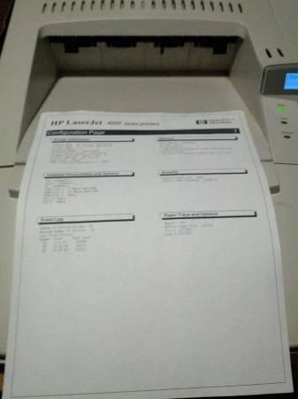 Hp Business Class Laser Printers