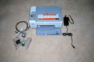 HP C3100 All In One Inkjet Printer - $40 (Kettering)