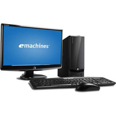 HP Compaq desktop with clean Vista install, 18.5 LCD monitor