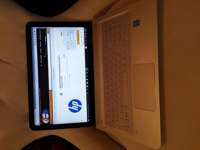 HP ENVy touchscreen notebook pc