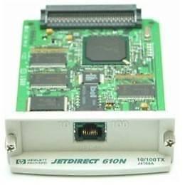 jetdirect j4169a firmware