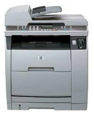 HP Laserjet 2840 Laser Color All In One,