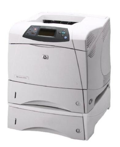 HP Laserjet 4200tn works great comes with extra toner -