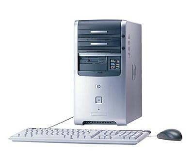 HP Pavilion a340n Series Tower PC With Windows XP Home