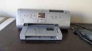 HP photo printer - $50 (tanque verde/kolb)