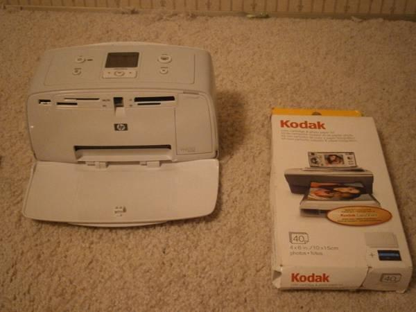 HP Photosmart 335 Bundle - $65