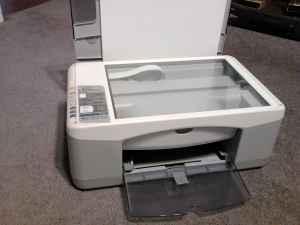 HP printer, scanner, copier - $25 (stockton - country club area)