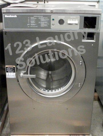 Huebsch Front Load 40lb Washer Model HC40MY2OU60001