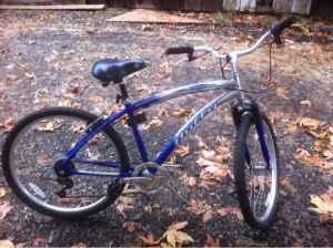 Cruiser Bikes Eugene Oregon Huffy beach cruiser bike