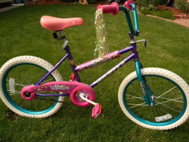 "Huffy Girls 15"" Bike (Heart to Heart)"