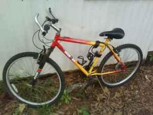 Huffy ironman xc bike?