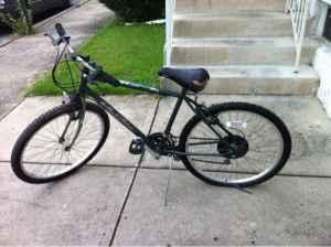 Huffy Manitoba 18 speed - $30 (Northampton, PA)