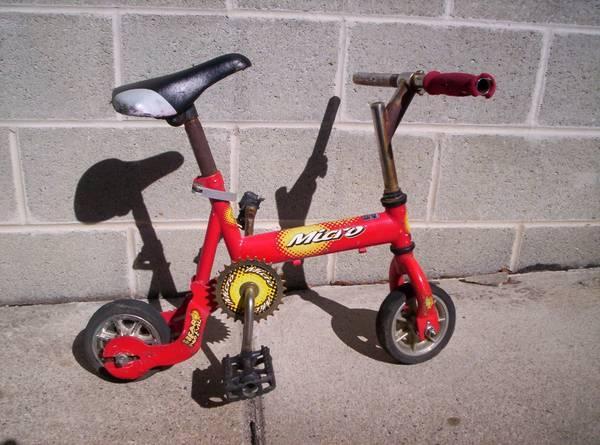 Huffy Mini Cycle Clown Bike