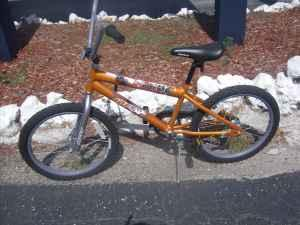Bmx Bikes In Sarasota Florida HUFFY ROCK IT BOYS BMX BICYCLE