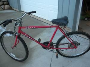 Huffy Scout II 10 Speed Bike - $40 (Cooper)