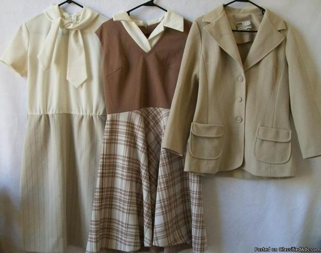 70s vintage clothing lot for sale in