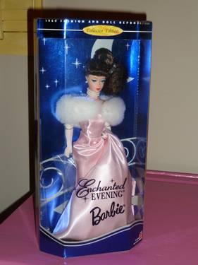HUGE Barbie Collectors Edition Collection Holiday