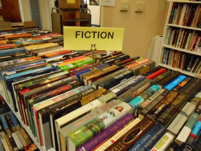 HUGE BOOK SALE TODAY, SATURDAY, JUNE 4