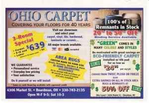Huge Carpet Remnant Warehouse Sale Boardman Ohio For