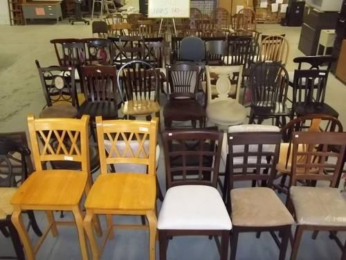 Huge Chair Blow Out Sale at Ideals Outlets