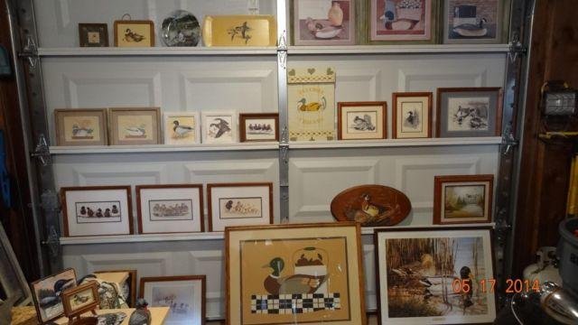 Huge Duck Decor Collection For Sale In Baldwinsville New York Classified