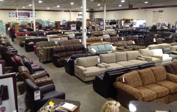 Huge Furniture Clearance Sale
