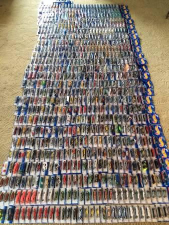 Huge Hot Wheels Collection Lot X760 New In Packages Obo