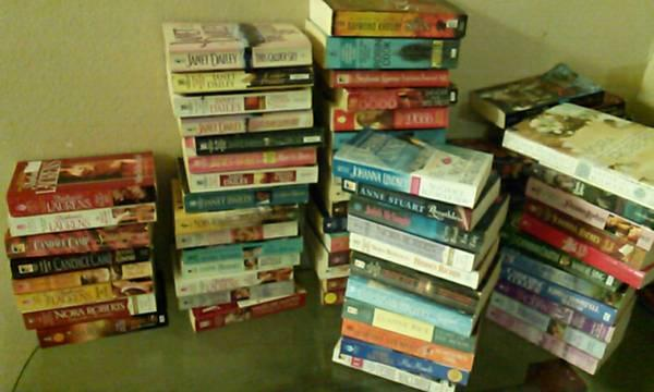 Huge Lot of Few Hundred Books