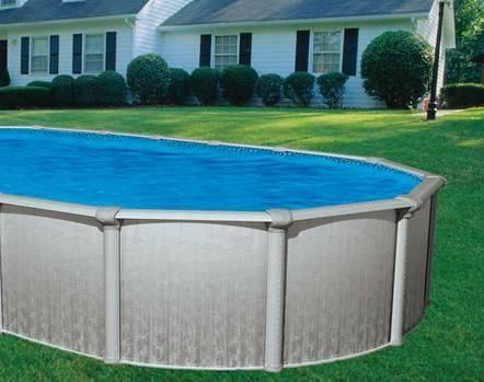 Huge New Oval 18x33 Swimming Pool Complete Package Best