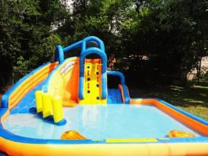 Huge Rare Water Slide Park For Your Very Own