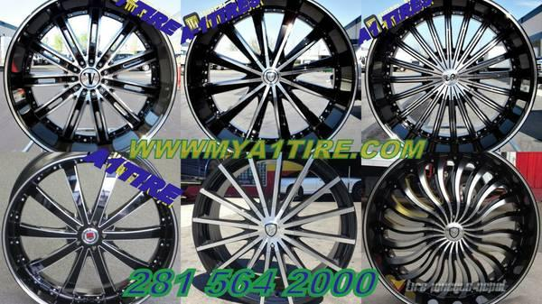 HUGE SALE GOING ON ALL NEW 22 INCH TIRES FOR THE LOW 2815642000