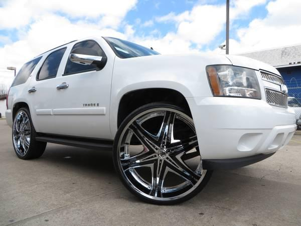 HUGE WHEELS ARE ON DECK WE OFFER THE LOWEST $$$