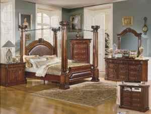 King Bedroom Furniture Sets on California King Canopy Bedroom Sets     Bedroom Decor Ideas