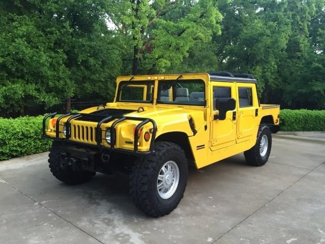 hummer h1 loaded off road diesel 4x4 crave luxury auto for sale in the woodlands texas. Black Bedroom Furniture Sets. Home Design Ideas