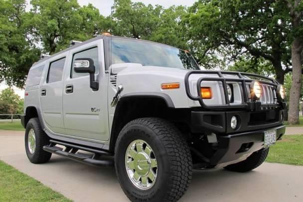 hummer h2 suv luxury for sale in mansfield texas classified. Black Bedroom Furniture Sets. Home Design Ideas