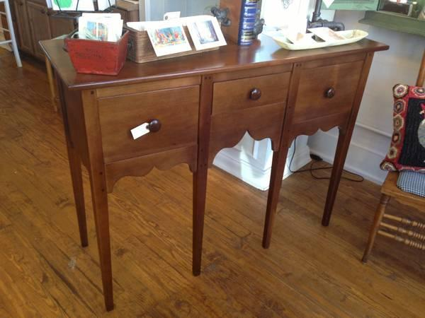 Huntboard sideboard table - $795