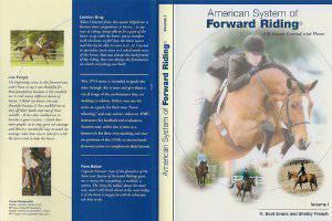 Hunter - Jumper DVD Am. System of Forward Riding Vol. I  II - $99